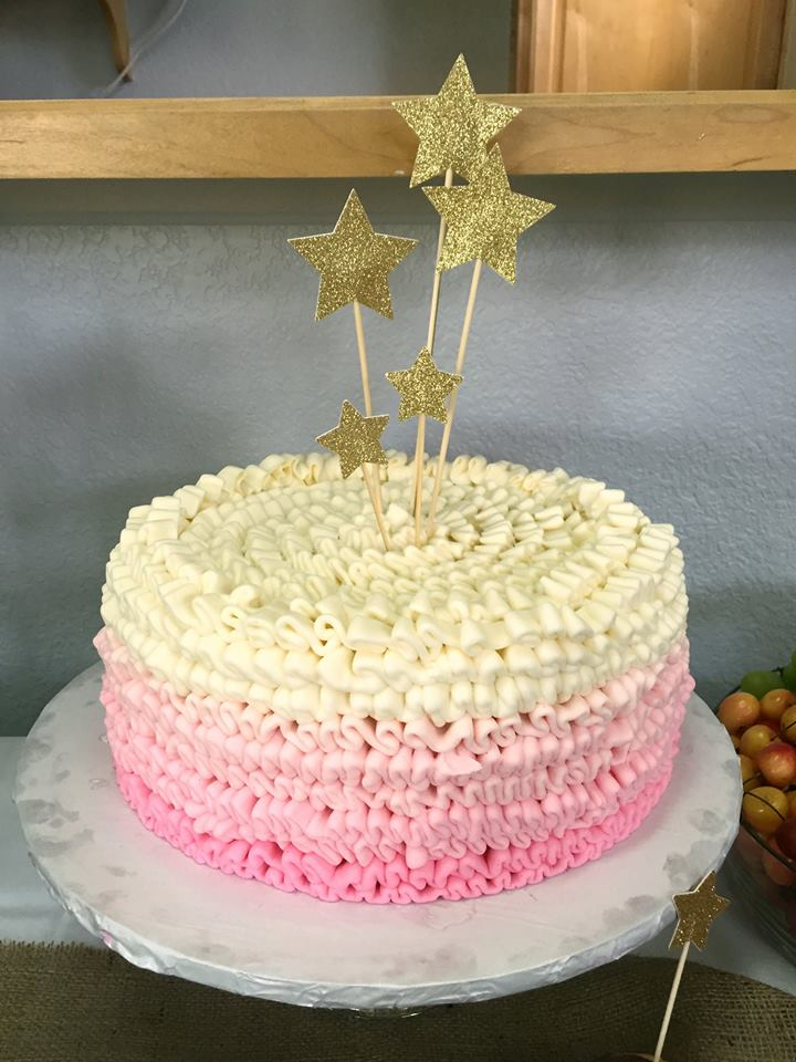Baby Shower and Gender Reveal Cakes - Daddy Cakes Bakery