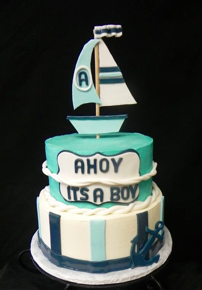 Baby Shower And Gender Reveal Cakes Daddy Cakes Bakery